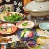 割烹かつらぎ - 料理写真:はも鍋コース(夏季限定)