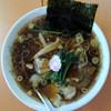 青島食堂 - 料理写真:2016年5月5日(木・祝) 青島ラーメン(750円)