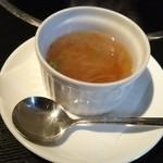 焼肉&グリル 貴坂 - スープ(ランチ)