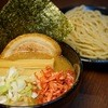 龍平 - 料理写真:海老醤油つけ麺