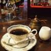 谷間に3つの鐘がなる - ドリンク写真:ブレンドコーヒー 450円