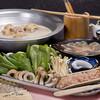 博多水炊き あうん  - 料理写真:はかた地どりだけを使った水炊き