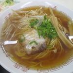 重松飯店 - 料理写真:ラーメン