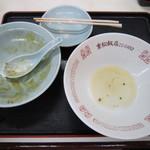 重松飯店 - その他写真:ごちそうさまでした