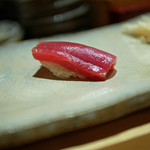 Sushiya - 【にぎり】和歌山県産鮪、赤身の漬け