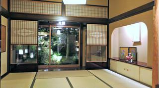 東京 芝 とうふ屋うかい - うかいのアフター・ディナー