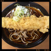 天亀そば - 料理写真:いか天そば 410円