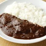 エロうま野菜と肉バル カンビーフ - とろとろのタンが入ったハヤシライス!