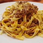 (La Fabbrica Della Pasta) Quel - ボロネーゼのタリアテッレ