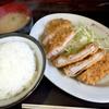三好弥 - 料理写真:トンカツライス670円