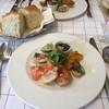 ル・プラ・プリュ - 料理写真:オードブル7種盛り合わせとパン