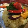 クマネコ印 - 料理写真:食欲をそそる野菜の彩り