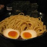 つぼや - 黒味噌つけ麺大・400g