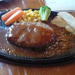 ぐりむ - ☆ハンバーグステーキ☆