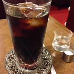 名曲・珈琲 麦 - アイスコーヒー