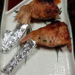 貴州屋 - 鶏皮餃子(貴州屋名物)