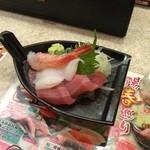 平禄寿司 - 刺身