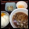 みのがさ - 料理写真:朝定食B 390円