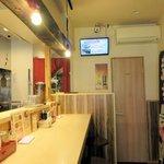 豚骨拉麺酒場 福の軒 - 店内風景1