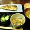 Shinobu - 料理写真:鯖塩