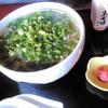 お食事処 つくし - 料理写真:塩そば(梅ペースト付き)