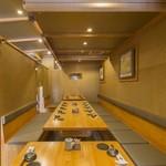 与五郎寿司 - 1~21名様 個室