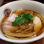 らぁ麺 とうひち - 鶏醤油らぁ麺