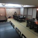 三松会館 - 2階3階には、個室もあります。