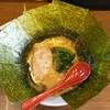 たま家 - 料理写真:ラーメン690円麺硬め。海苔増し150円。