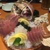 三代目網元魚鮮水産 - 料理写真:真あじの姿づくり890円とうちわ海老の刺身1290円