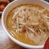 味噌麺処 楓 - 料理写真:味噌ラーメン+チンピラ玉子 950円