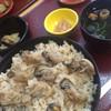 お魚プロジェクト - 料理写真:かきめし