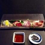 和彩膳所 楽味 - お造り4種