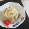 竹岡らーめん - 料理写真:半チャーハン  美味かった
