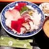 旬菜割烹 和しん - 料理写真:海鮮丼 2016年5月