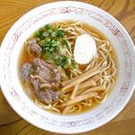 佐久間食堂 - 料理写真:中華そば