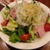 ノイ・フランク - 料理写真:サラダ