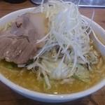 51259835 - 野菜たっぷり味噌ラーメン(850円)