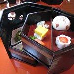 桂川 - 懐石