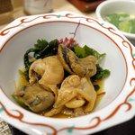 よこ田 - 白貝の煮付け