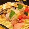 夢遊華 - 料理写真:夕食:お刺身