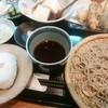手打ちそば 藤多香 - 料理写真:蕎麦御膳 1000円