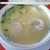 南京ラーメン 黒門 - 料理写真:「ラーメン」600円