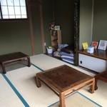 塩尻のカフェ - 内観写真: