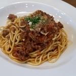 ポタ パスタ - ボロネーゼ