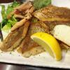 さかなの台所 オリエンタル - 料理写真:真鯛のレモンバターソテー ¥1,280  鯛は皮面をパリッと、身はジューシーに。シンプルな味付けながら絶妙なソテー具合でした。