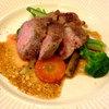 ベルイル - 料理写真:豚肉のソテー