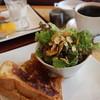 自家焙煎珈琲ロースタリー - 料理写真:アーモンドバター