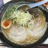 交野きんせい - 料理写真:Wスープ豚骨 麺大盛り d(^_^o)