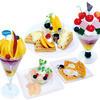 フォーシーズンズカフェ - 料理写真:旬果おすすめデザート(今しか味わえない、 6月限定メニュー)
